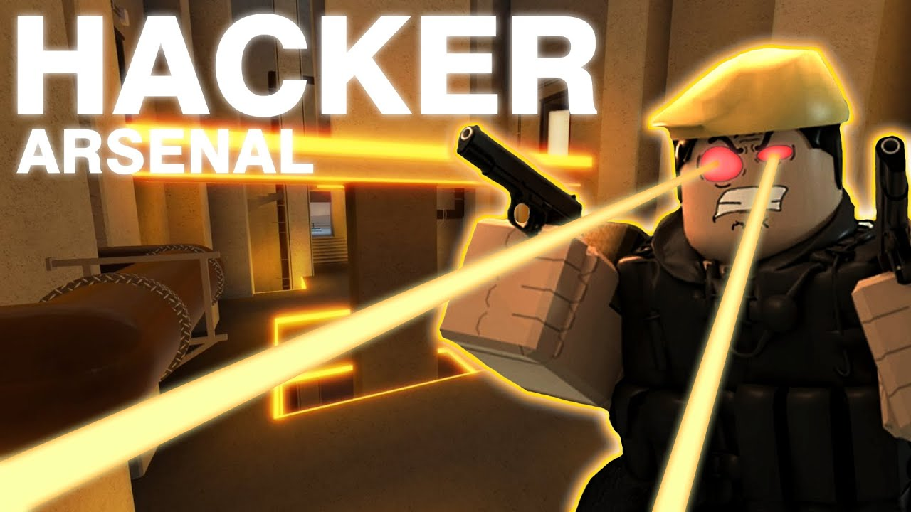 Arsenal Hacker - YouTube