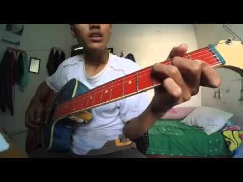 Lonteku Iwan fals chord akustik acoustic
