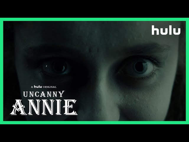 Into the Dark: Uncanny Annie - Official Trailer • A Hulu Original