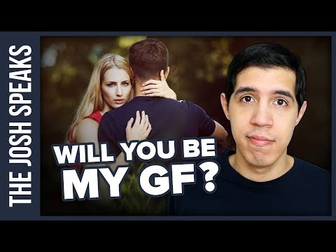 Asking a Girl To Be Your Girlfriend (How To Do It)