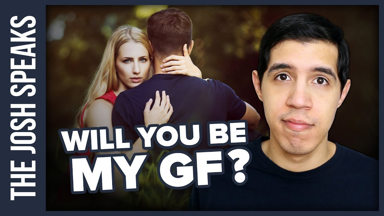 Asking girl to be girlfriend