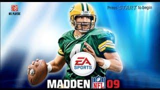 EPIC MADDEN 09 GAMEPLAY!! THURSDAY THROWBACK