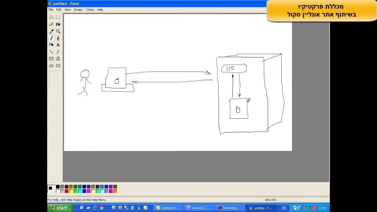 קורס תכנות ASP.NET דוט נט מבוא-שיעור 02
