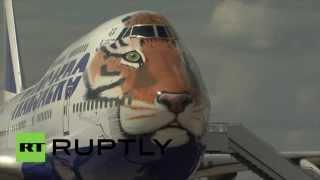 Le vol du tigre : Une compagnie aérienne s