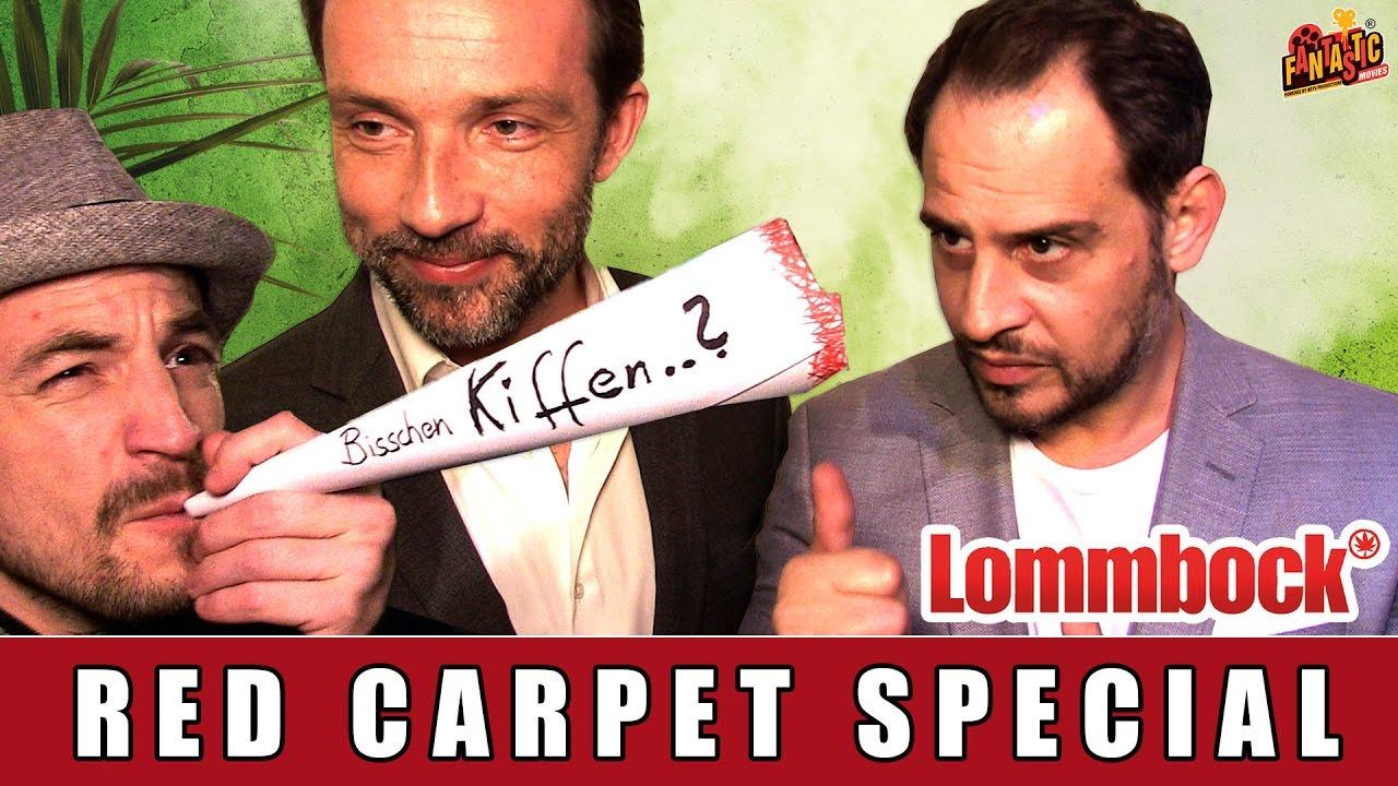 Lommbock - Interview I Lucas Gregorowicz I Moritz Bleibtreu