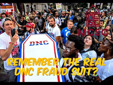 BREAKING: Founder Of REAL DNC Fraud Law Suit Calls BS On Democrats Frivolous Suit Against Trump/Russ