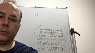 Profesor en YouTube usa técnica de Chiquito de la Calzada para enseñar matemáticas