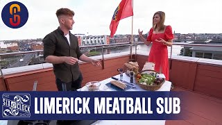 Limerick Meatball Sub | Six O Clock Show