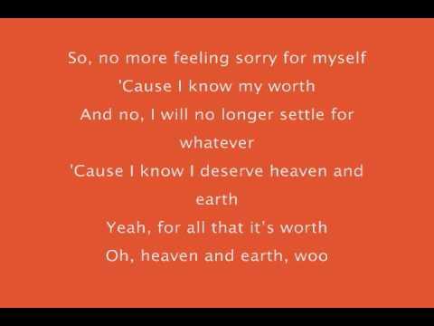 Kelly Rowland - Heaven & Earth lyrics