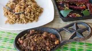 Puliyogare  Mix  |  Puliyogare Powder | ಪುಳಿಯೋಗರೆ ಮಿಕ್ಸ್  | kannada Karnataka recipes
