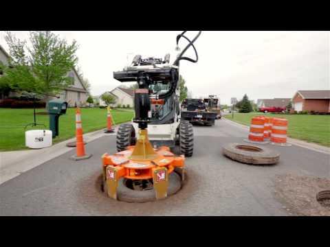 Mr. Manhole Full Process - How It Works