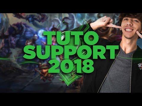 TUTO SUPPORT 2018
