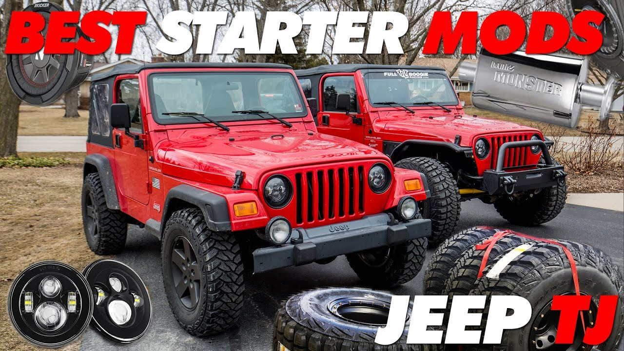 Best Jeep Tj Mods