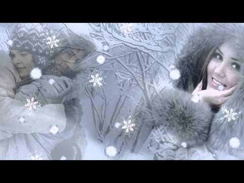 белый снег детская видео