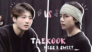When Taekook mess and \