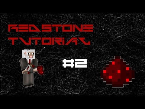 Redstone Tutorial: Building a Working Clock