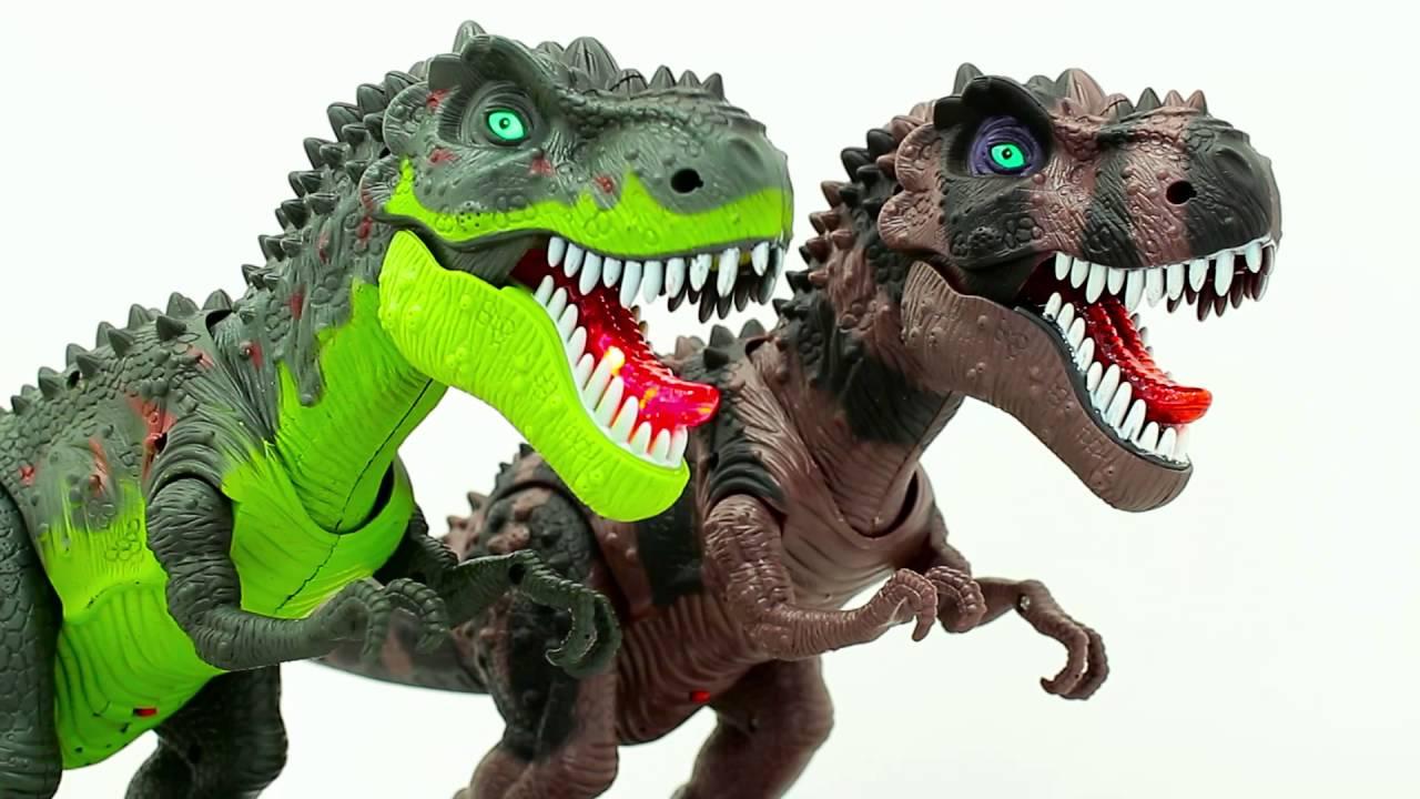 Звук скачать как рычит динозавр