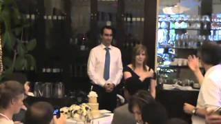 Fiona and Jon Wedding: Cake