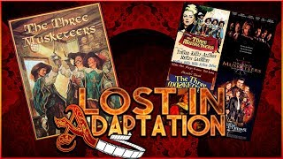 The Three Musketeers, Lost in Adaptation continued ~ Dominic Noble