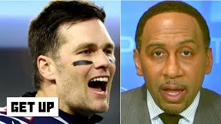 Stephen A. is sad about Tom Brady leaving the Patriots | Get Up