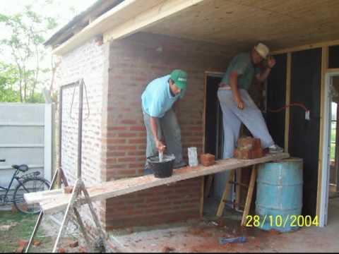 Viviendas prefabricadas de construcci n mixta casur - Construccion de casas prefabricadas ...