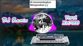 Gambar cover DJ keyboard mix kn7000