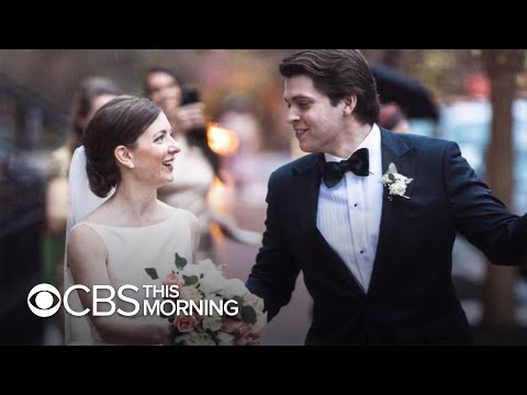 Couple gets creative to have wedding amid coronavirus pandemic
