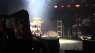 Fall Out Boy - Monumentour Drum Solo (Live at Jones Beach 6/21/14)