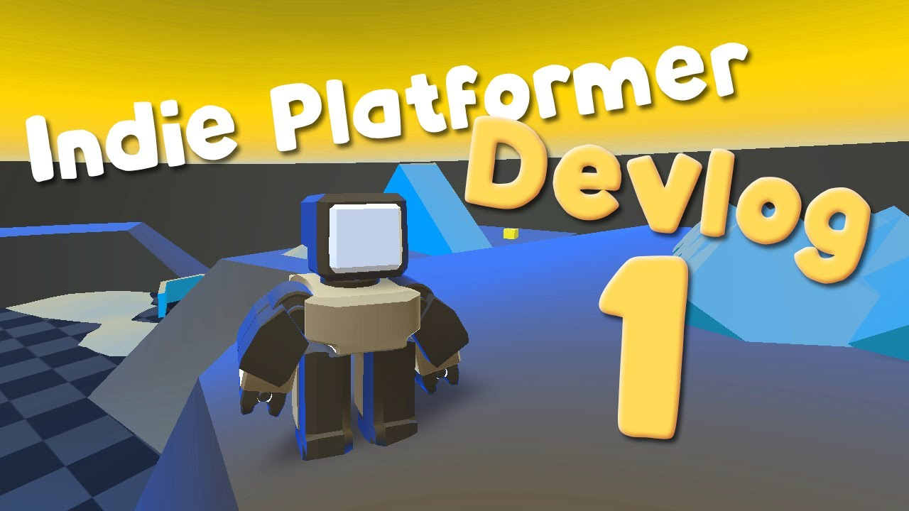 Indie Game Devlog #01 - Creating the Main Character