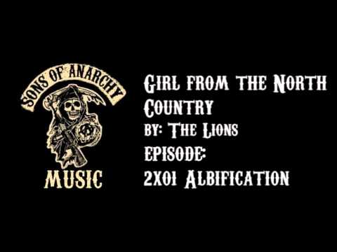 Girl from the North Country - The Lions   Sons of Anarchy   Season 2