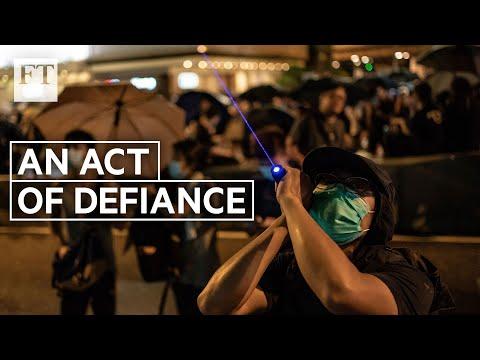 Peaceful Hong Kong protest puts onus back on Beijing | FT Report