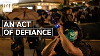 Peaceful Hong Kong protest puts onus back on Beijing | FT