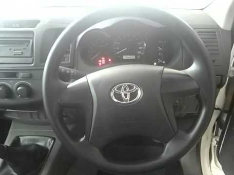 2014 TOYOTA HILUX 2.0 VVTI S P/U S/C Auto For Sale On Auto Trader South Africa