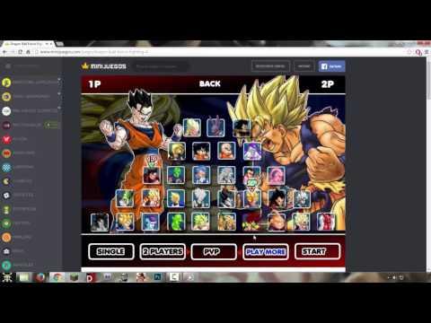 Trucos de Dragon Ball Fierce Fighting 4
