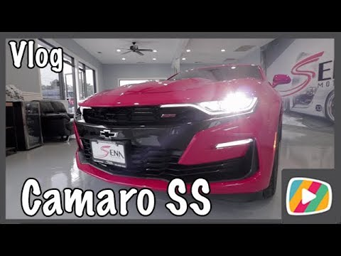 Camaro SS 2019,