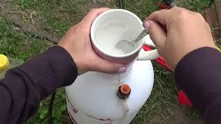 Insecticid natural pentru combatere ploșnița verde a tomatelor și afide
