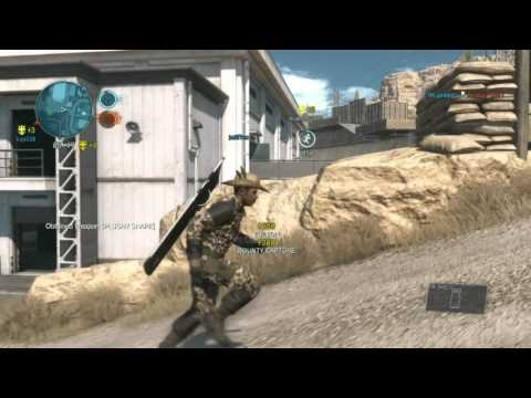 The best infiltrator is an enforcer | MGO