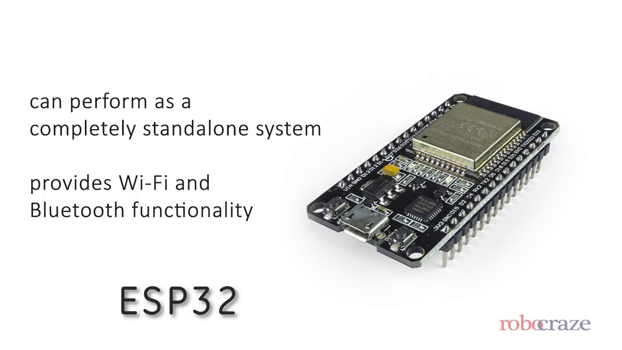 ESP32 : All You Need To Know