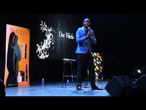 Doc Vikela Live - Stand up Comedy
