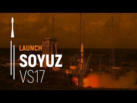 Arianespace Flight VS17 / SES-15
