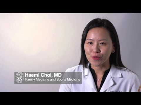Sports medicine family doctor: Haemi Choi, MD