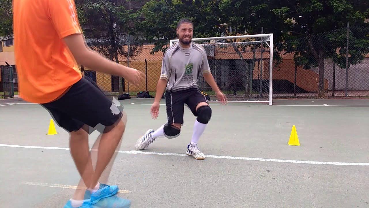Avaliação da técnica X - 1x1 Futsal - 28 03 2016 - YouTube fffa7e91ef18e
