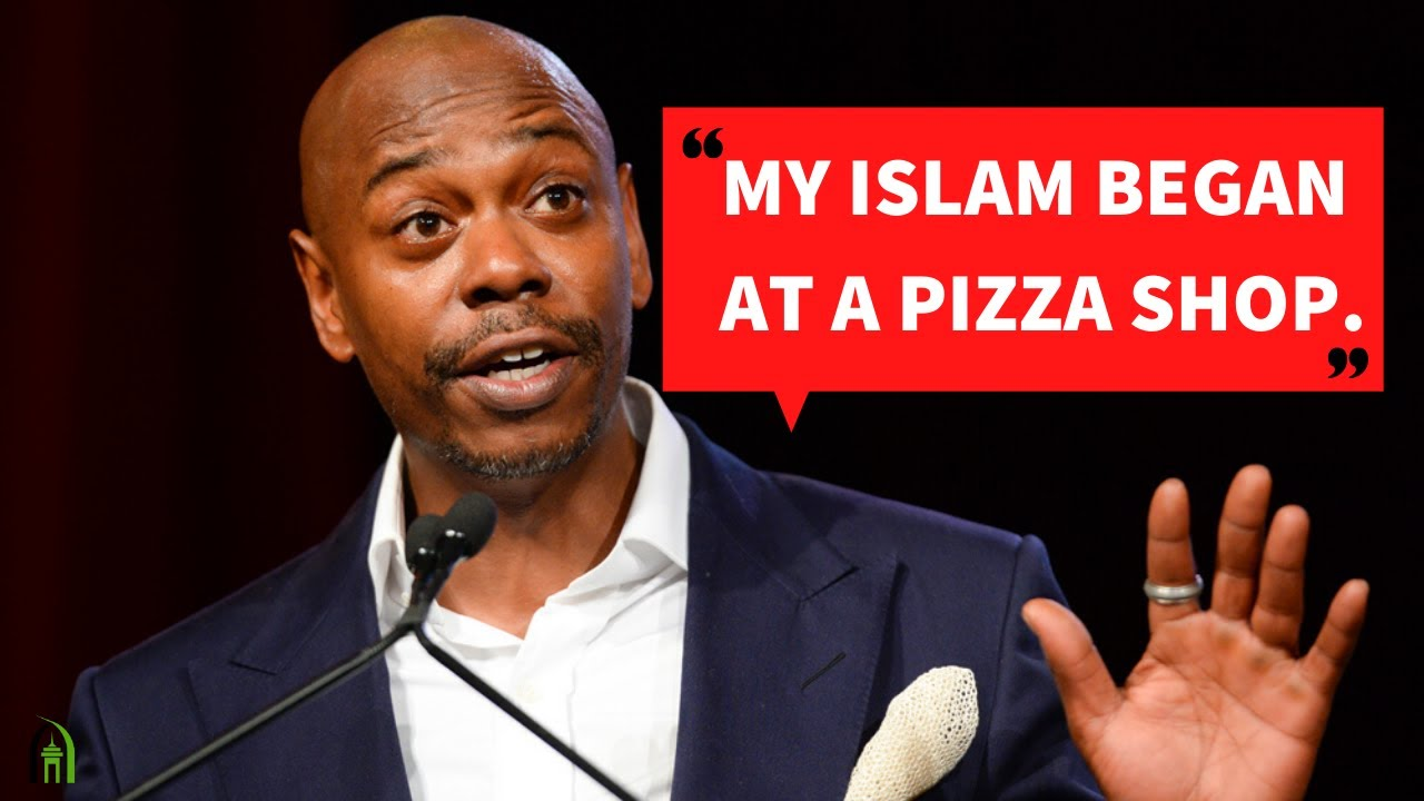 Download Dave Chappelle Reveals how he found Islam at a Pizza Shop