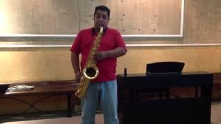 YTS 62 Probando mi nuevo tenor