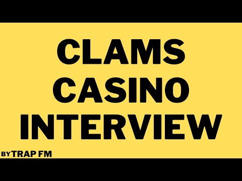 INTERVIEW WITH CLAMS CASINO, POLAND by Trap FM