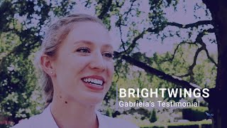 Gabriela's Testimonial | DPhil English Literature (Oxford University)