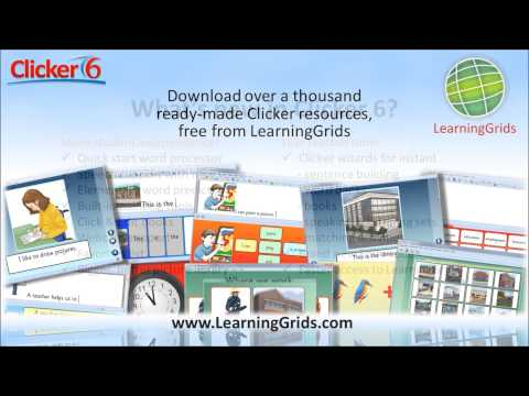 Crick Software develops innovative educational software for students of all ages and abilities.