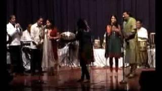 FINEST CONCERT AT ISKON-Purnimaji/Deepali Joshi Shah/ Nitish/Umesh Vajpay