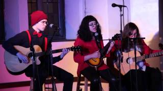River by Joni Mitchell - Hope Academy Winter Cabaret - Mimi and Sam