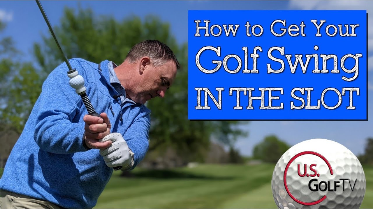 This Vertical Line Takeaway Gets Your GOLF SWING IN THE SLOT